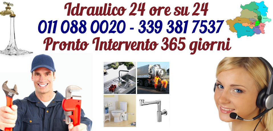 Idraulico Ronco Canavese: 011.0240586